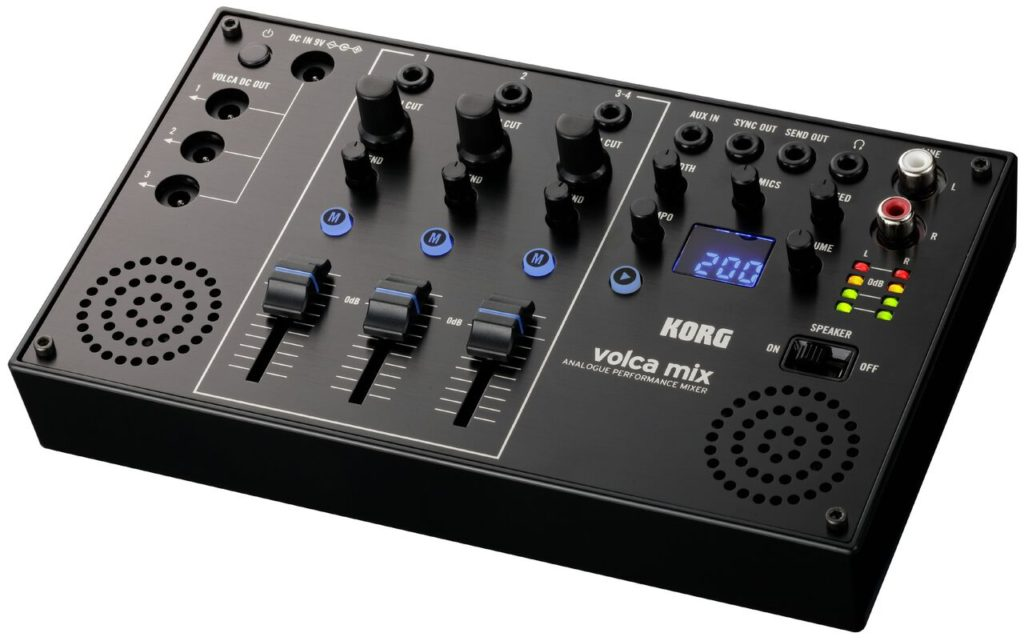 NAMM 2018: Korg Announces Prologue and Volca Mix