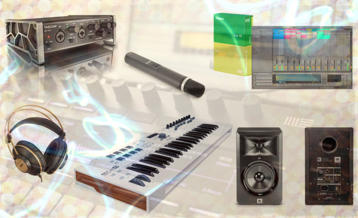 Recording on a Budget: Six Home Studio Essentials