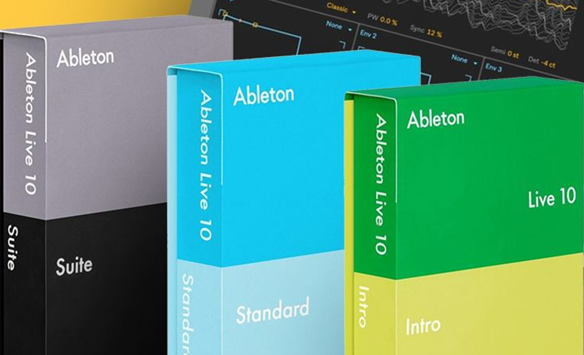 Ableton Live Sessions