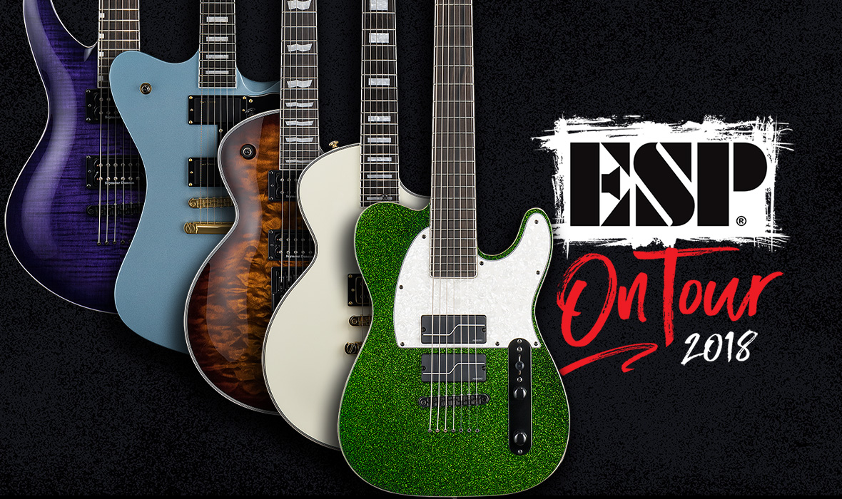 ESP ON TOUR – 2018
