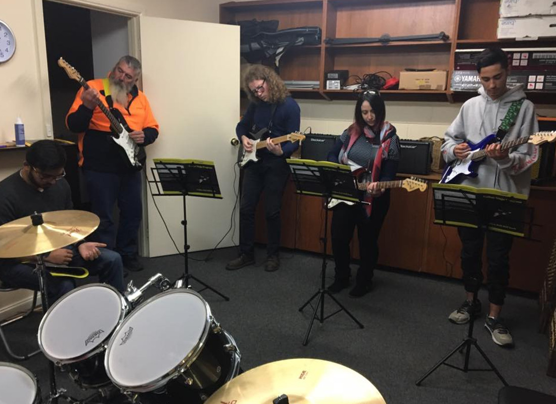 Guitar Teaching: Michael Gumley from Melbourne Guitar Academy