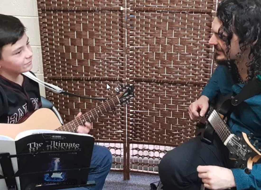 Teaching Guitar: Michael Gumley from Melbourne Guitar Academy