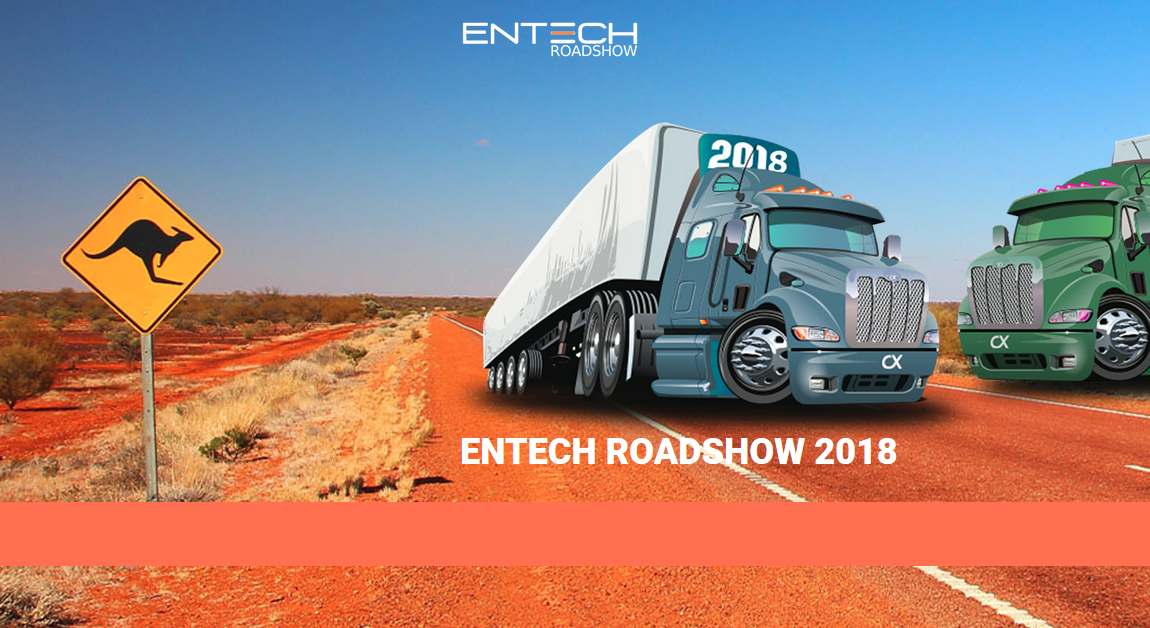 Entech 2018 Touring Roadshow