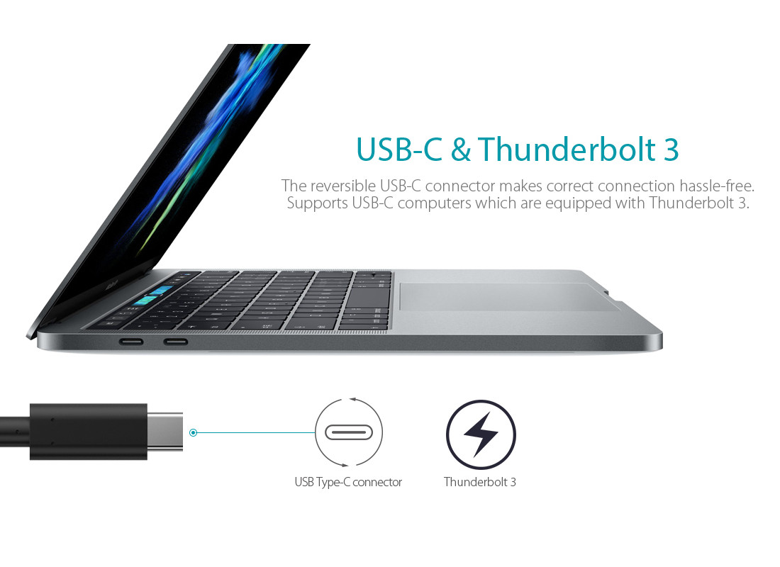 What Does Thunderbolt 3 and USB-C Mean for Producers and Musicians?