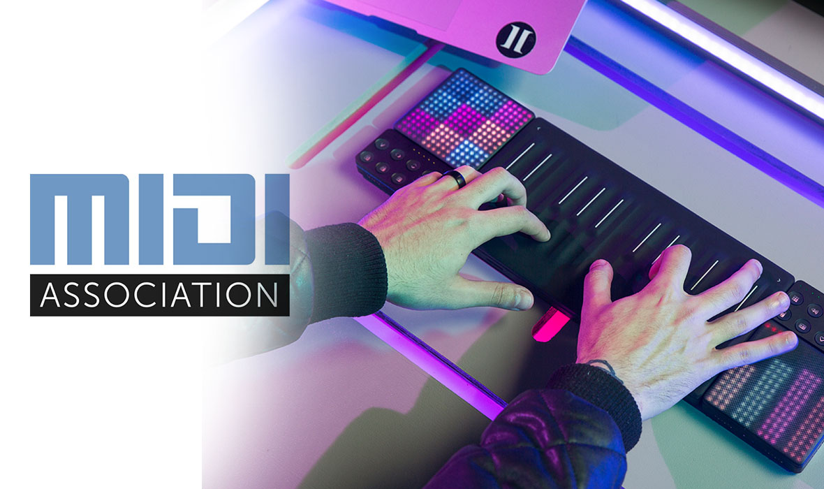 MIDI Polyphonic Expression (MPE) now Officially Recognised by MIDI Manufacturers Association