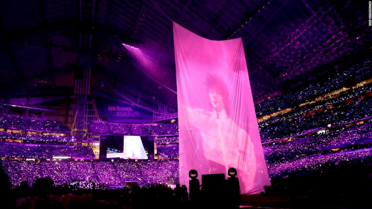 Super Bowl Halftime Show: Setup in 6 Minutes or Less