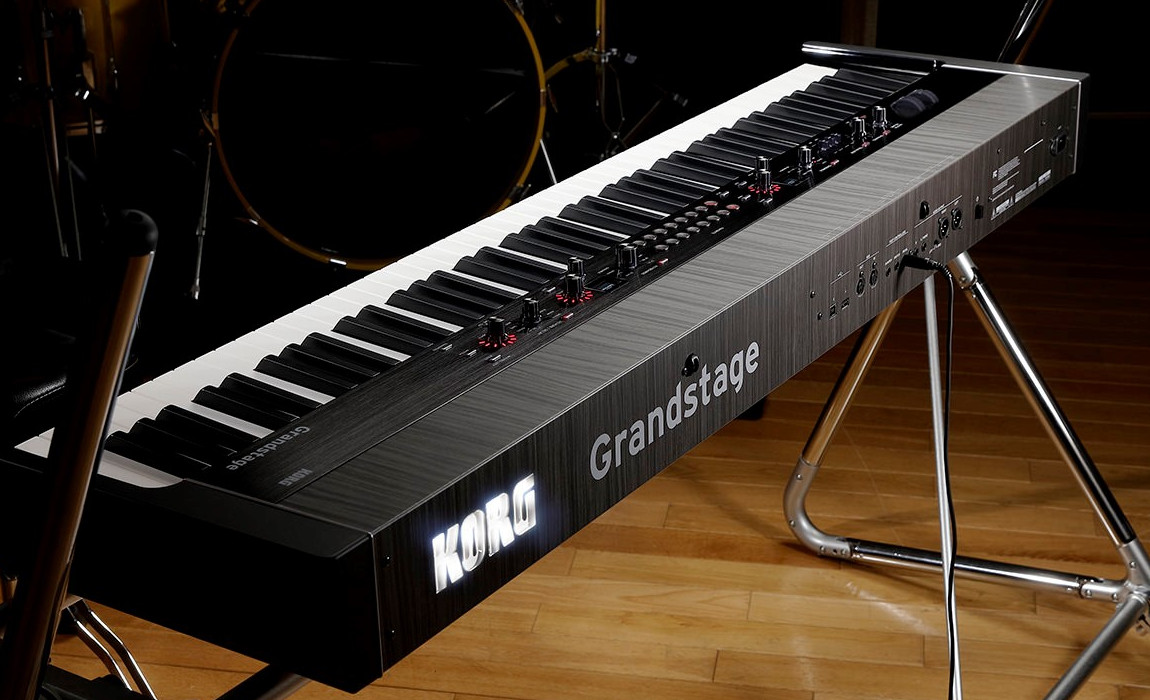 Design Brief: The Elegance of Korg's Grandstage