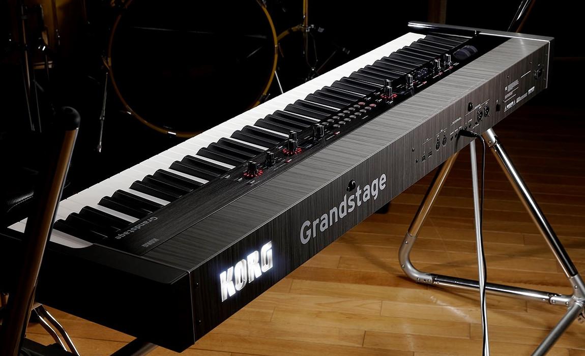 Design Brief: The Elegance of Korg's Grandstage