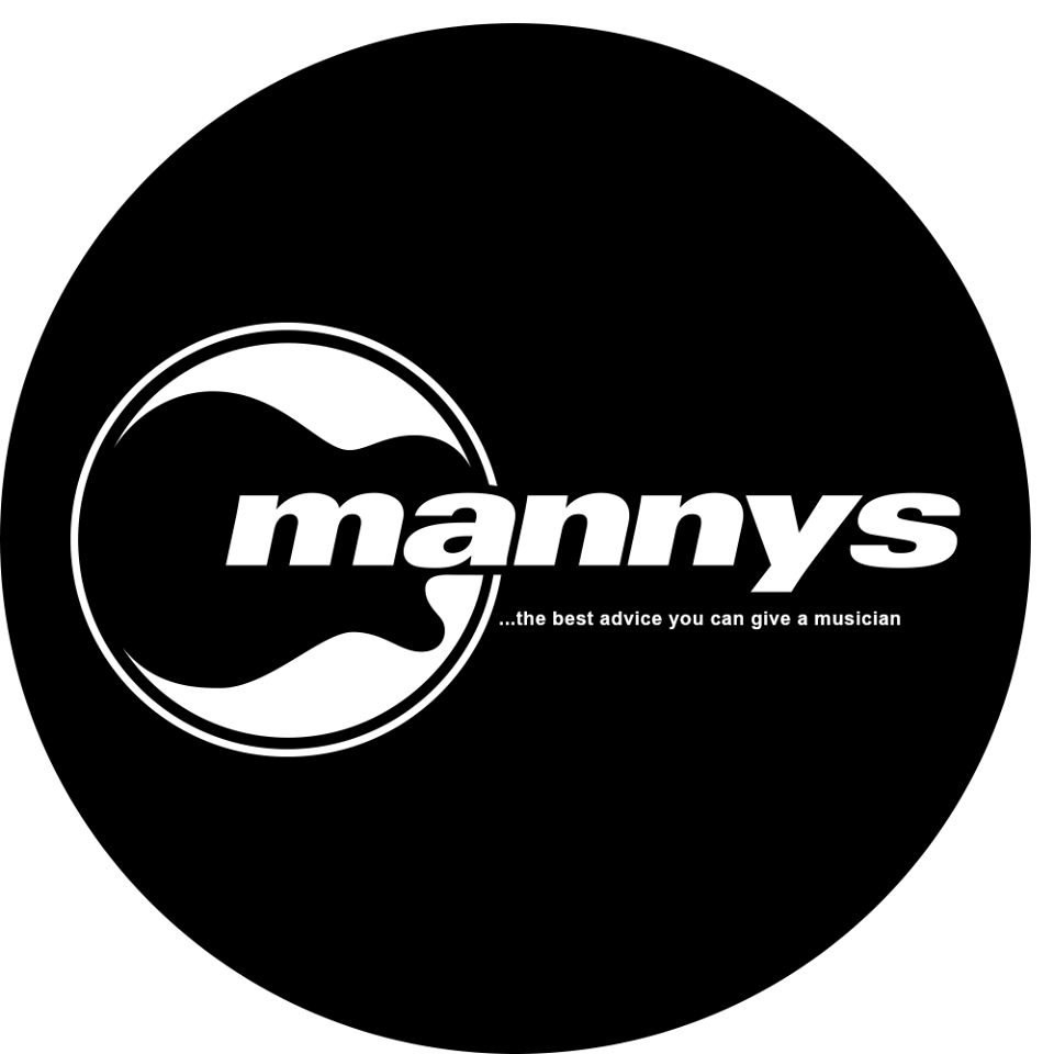 #ShopTalk – Mannys Music Instruments & Pro Audio