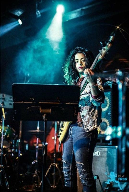 Player Spotlight: Mohini Dey-Indian Bass Sensation