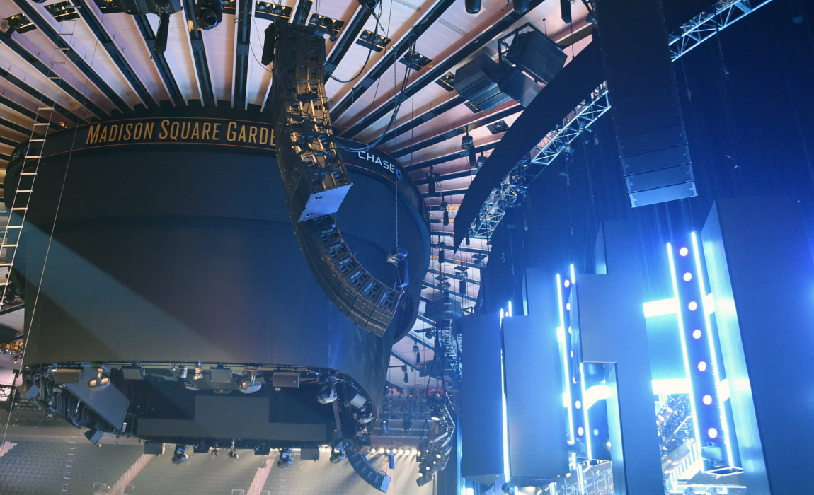 JBL Professional Brings a New Level of Sound Quality to the 2018 GRAMMY Awards