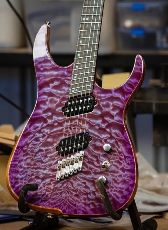Guitars Made In Australia
