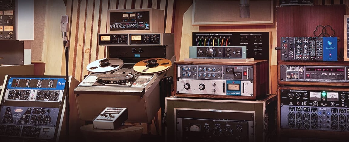 Universal Audio – Guitar & Bass Plugins