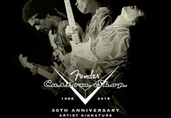 Fender Custom Shop Jimi Hendrix Voodoo Child Stratocaster
