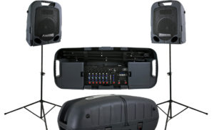 PA Setups for Soloists & Singer Songwriters
