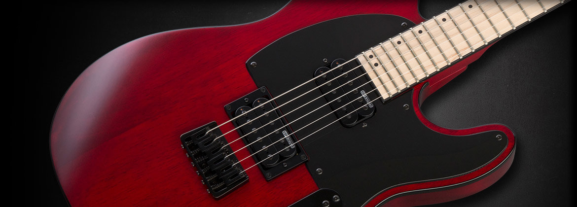 Gear Review: ESP LTD TE-200 Guitar
