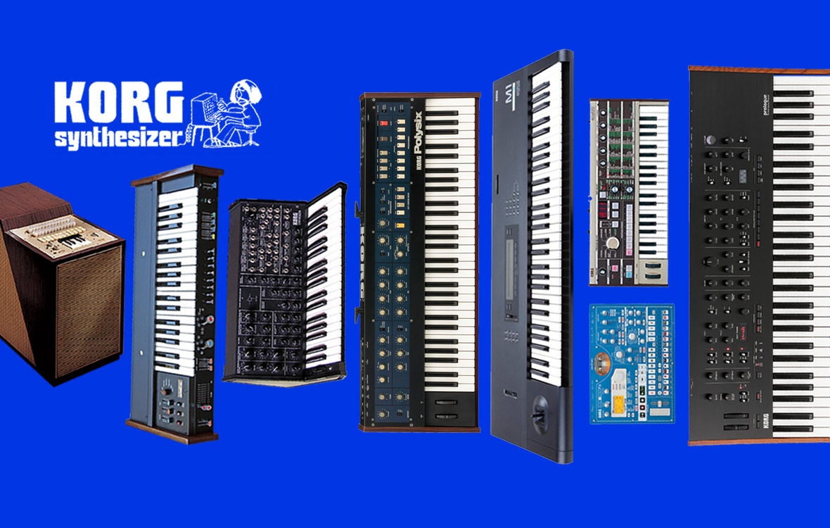 Past to Present – The Legacy of KORG