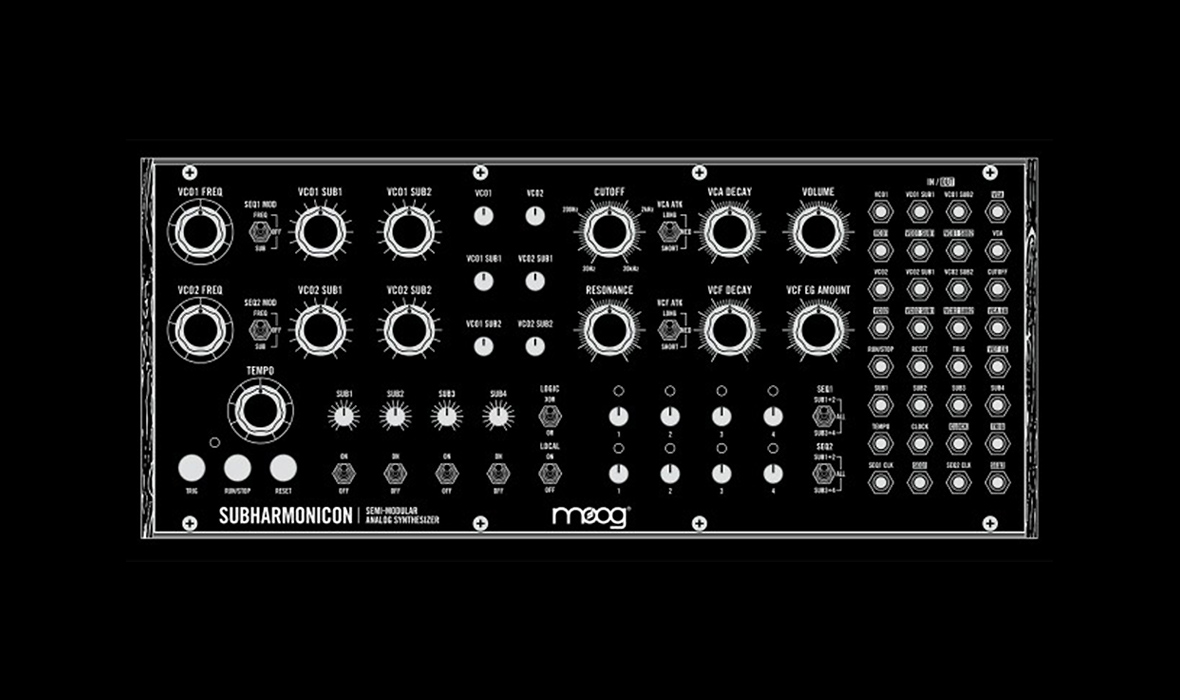 Moog Announce Subharmonicon Ahead of Moogfest 2018