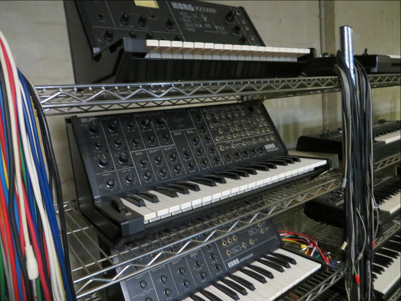 Steve Williams: Addicted to Synths