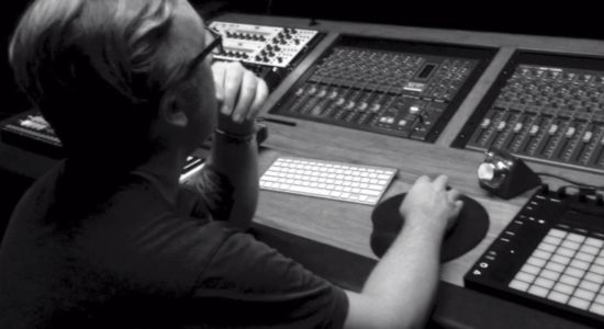 In The Studio: With Christopher Coe