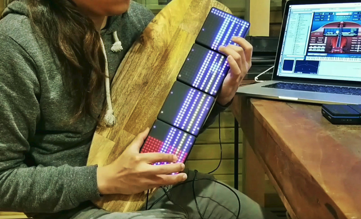 Creators of Awesome Apps for the ROLI Lightpad Block