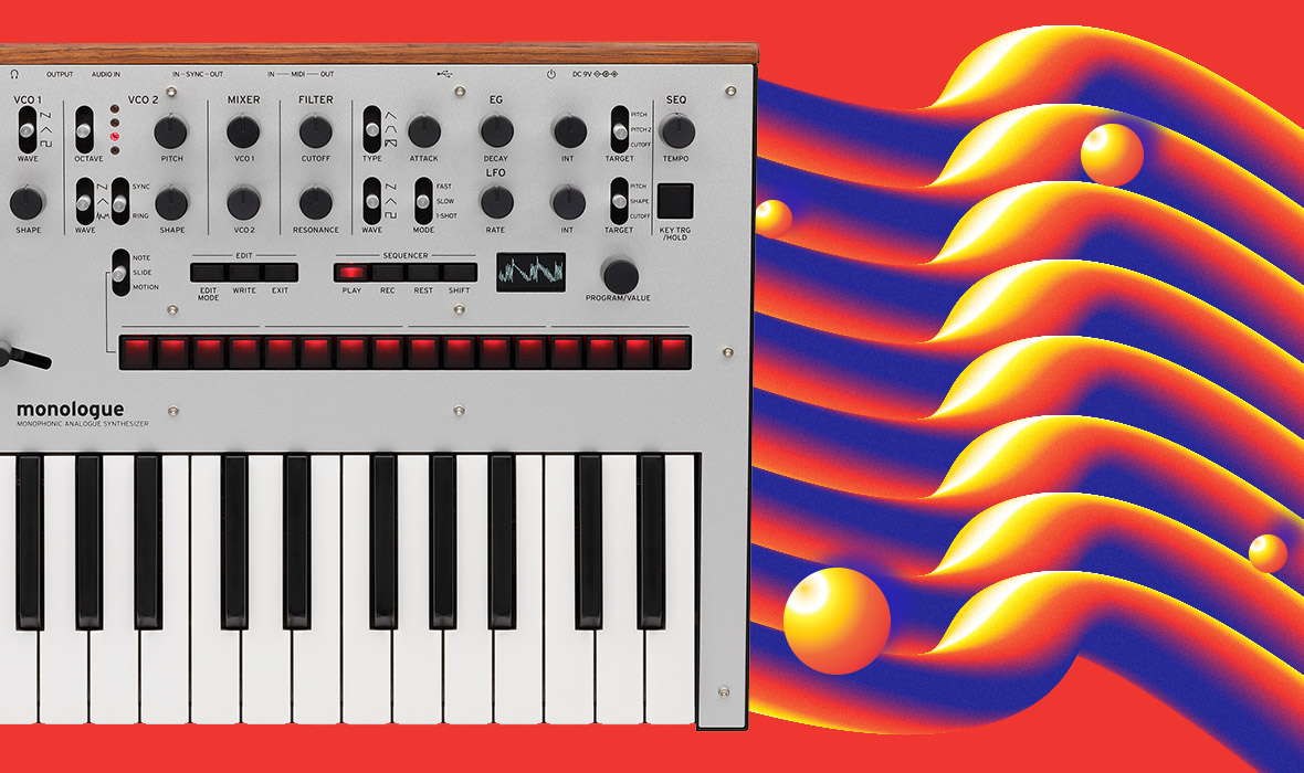 Free Download: Korg Monologue Sampled to Ableton Instrument