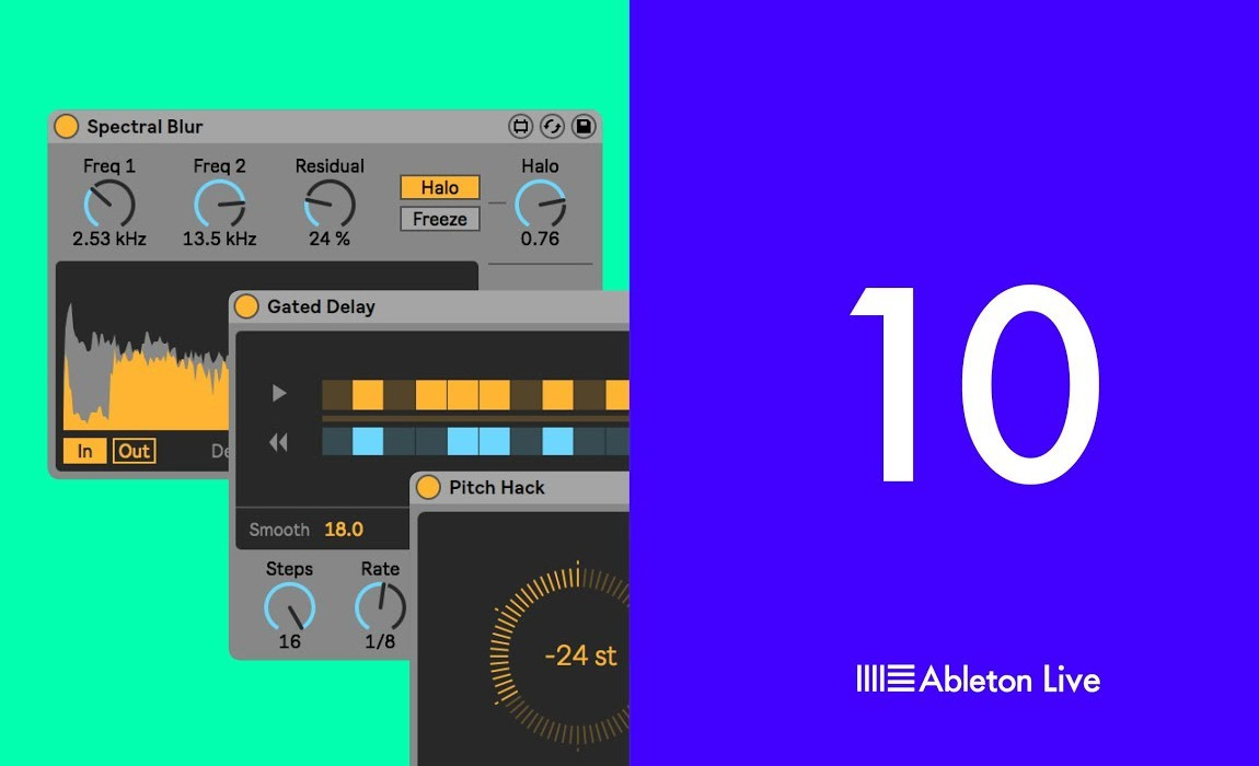 Creative Extensions: New in Ableton Live 10 Suite