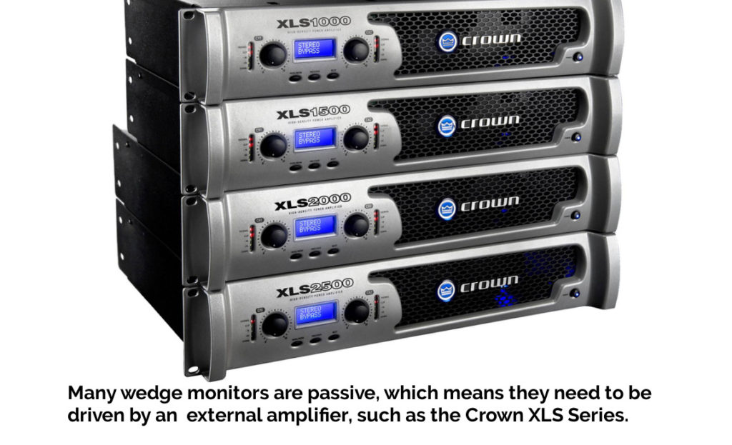 Monitor Mixing – Configuring the System