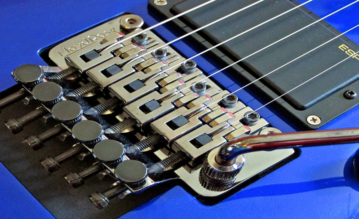 History of the Floyd Rose Tremolo Bridge Systems