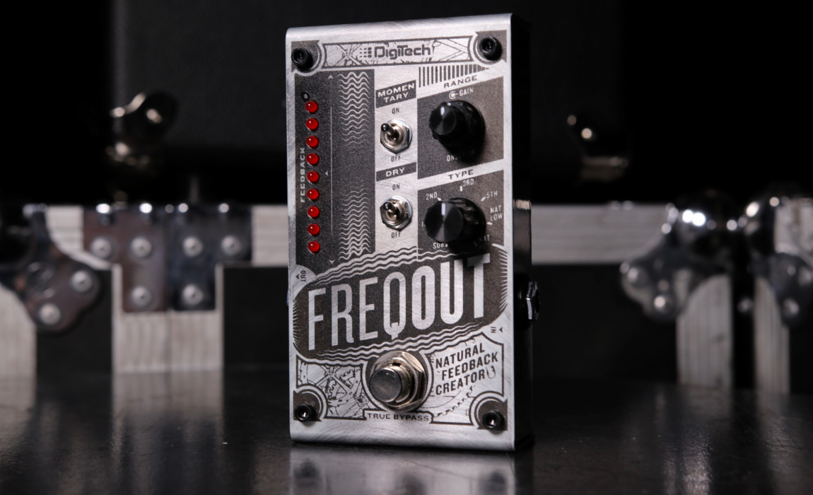 Digitech FreqOut Pedal Giveaway