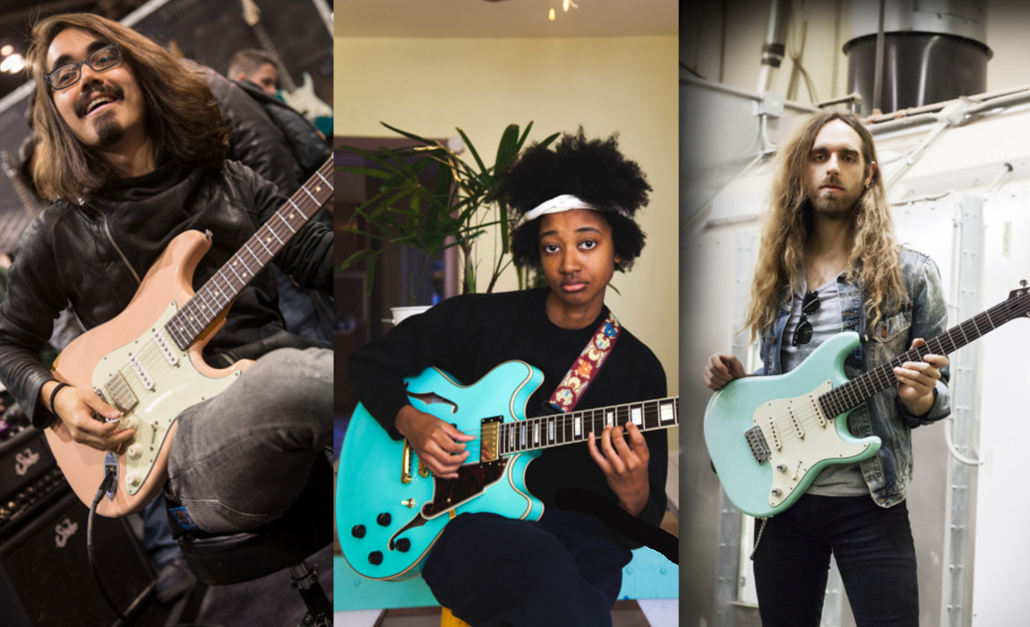Three Instagram Guitarists You Should be Following