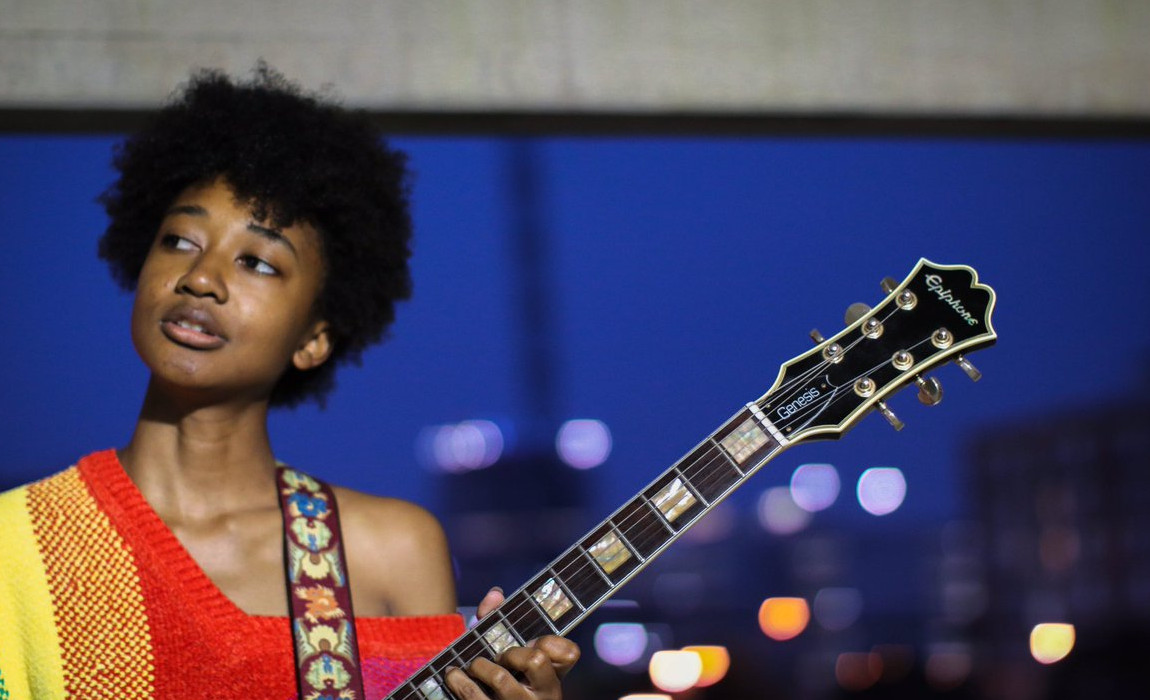 Melanie Faye Instagram Guitarists