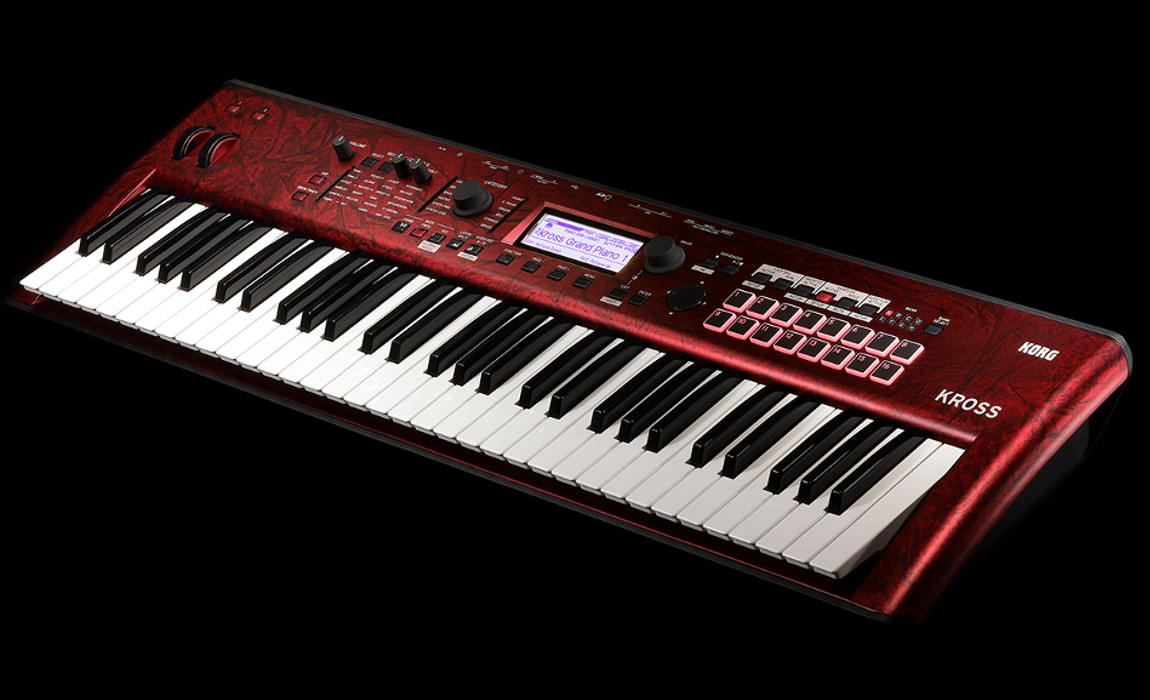 KORG KROSS 2 – Workstation Synthesiser