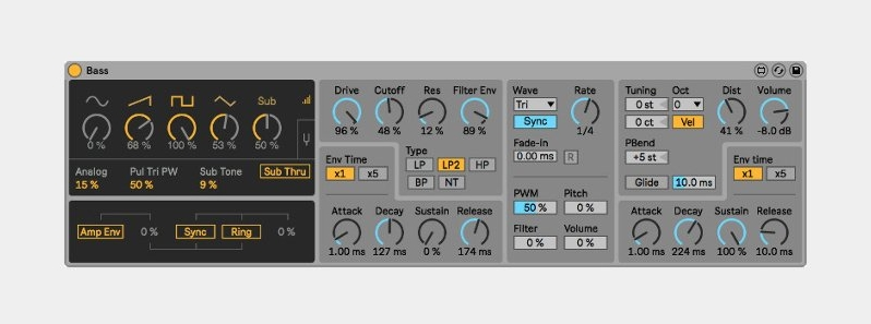 Creative Extensions: Ableton Bass