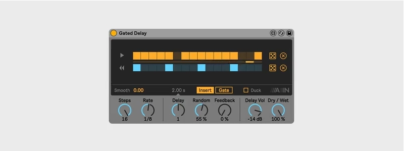Creative Extensions: Ableton Gated Delay