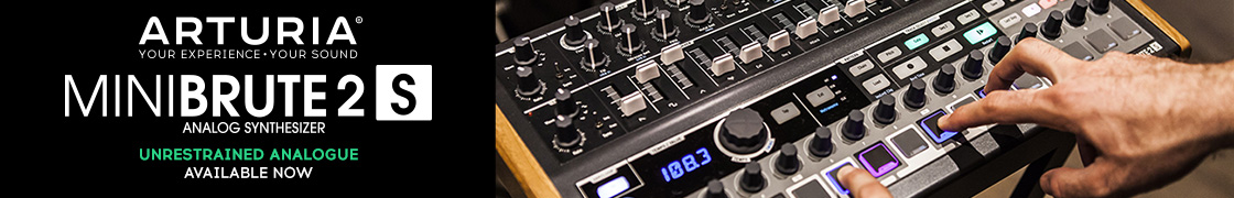 Free Presets for Your Arturia MatrixBrute Synth - Noisegate