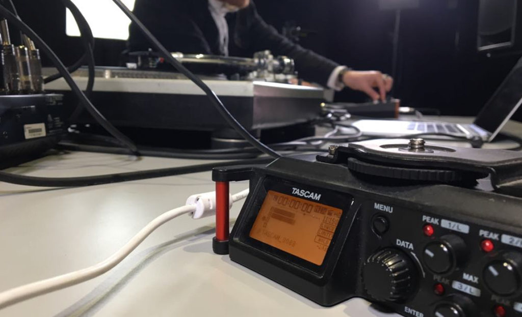 Tascam DR-70D: How We Use it in Video Production