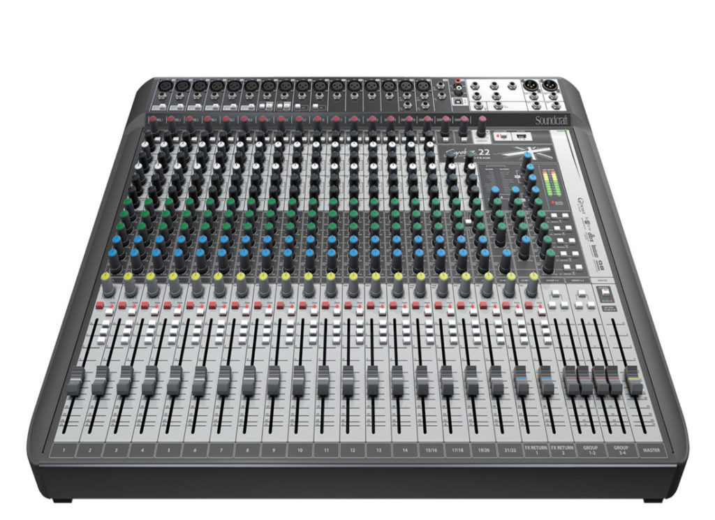 Choosing a Mixer