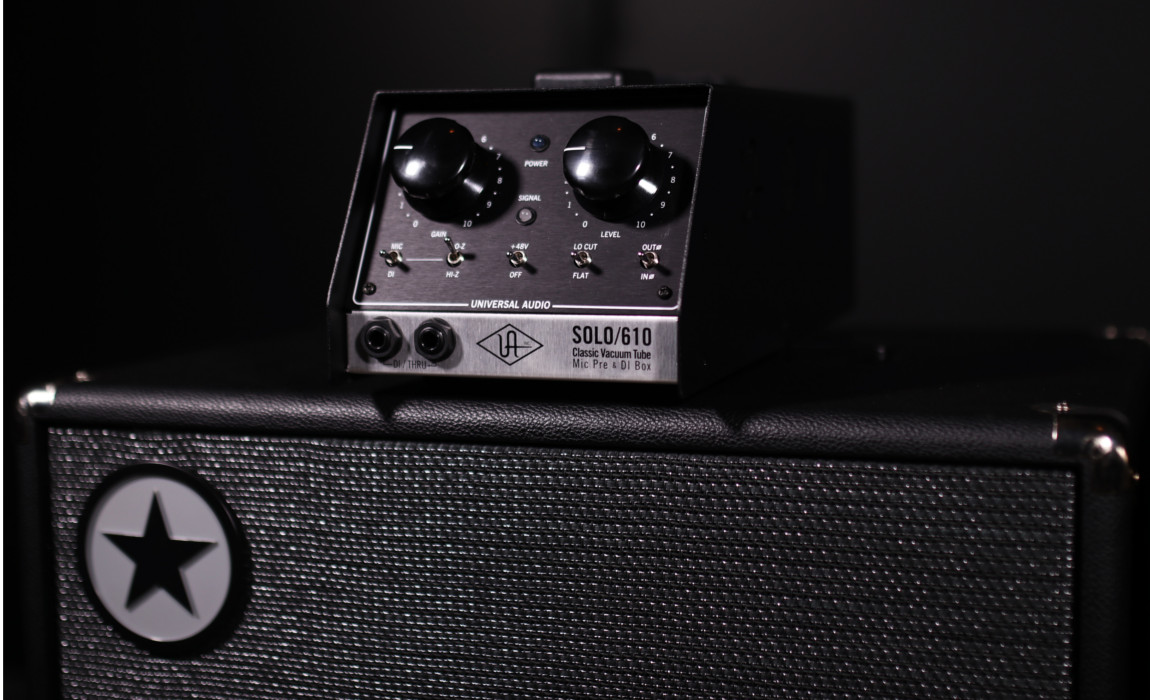 Gear Profile: Blackstar 250 Watt Powered Unity Bass Cab