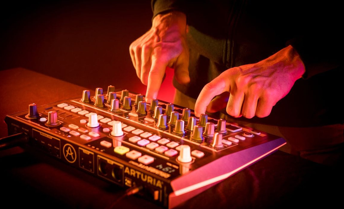 Arturia Announce the Drumbrute Impact Drum Machine