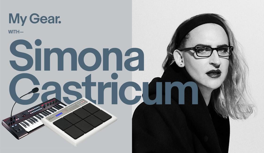 My Gear: Simona Castricum