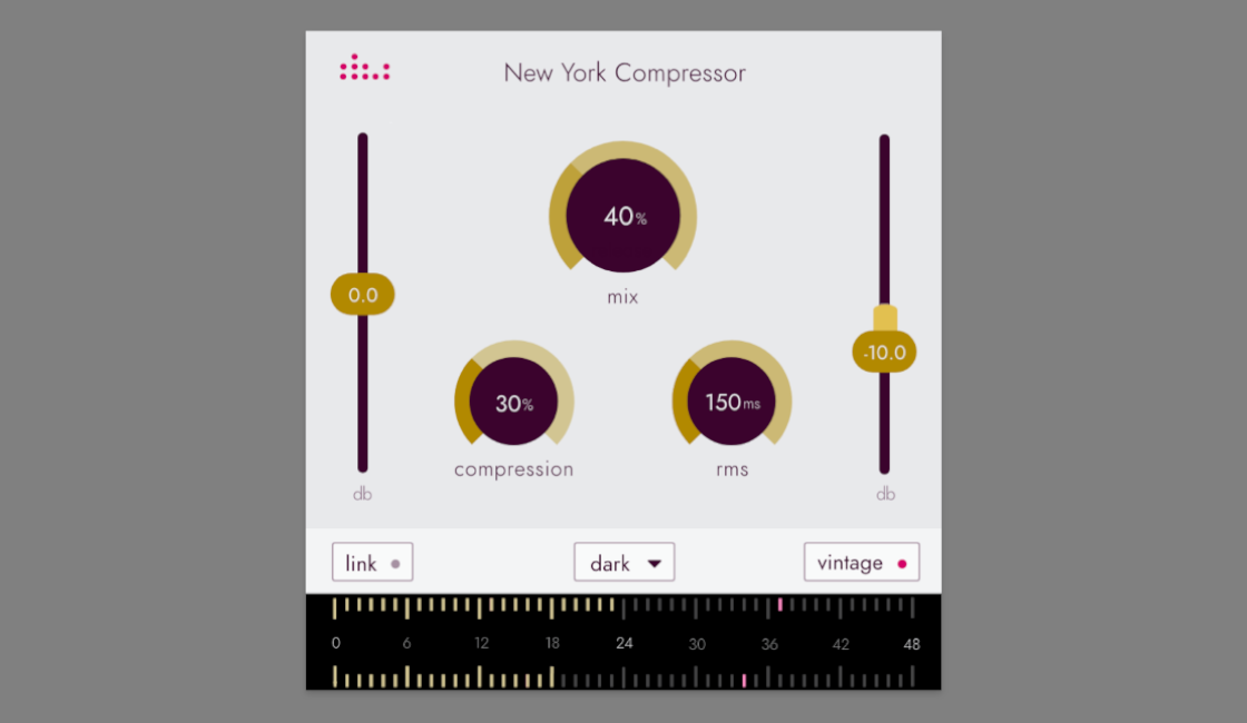 Denise Launches a Dedicated New York Compressor Plug-In