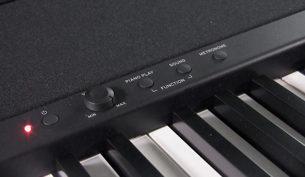Your First Choice Digital Piano: KORG B1