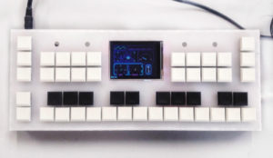 OTTO: The Open-Source Hardware Synth Inspired By the OP-1