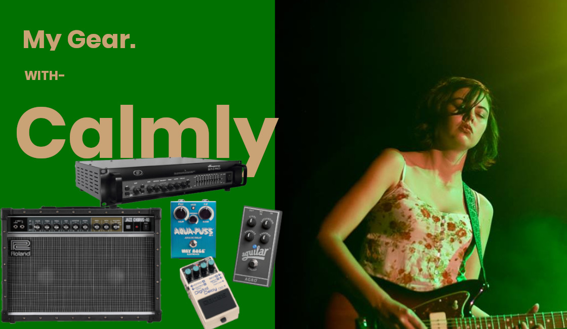 My Gear: Calmly