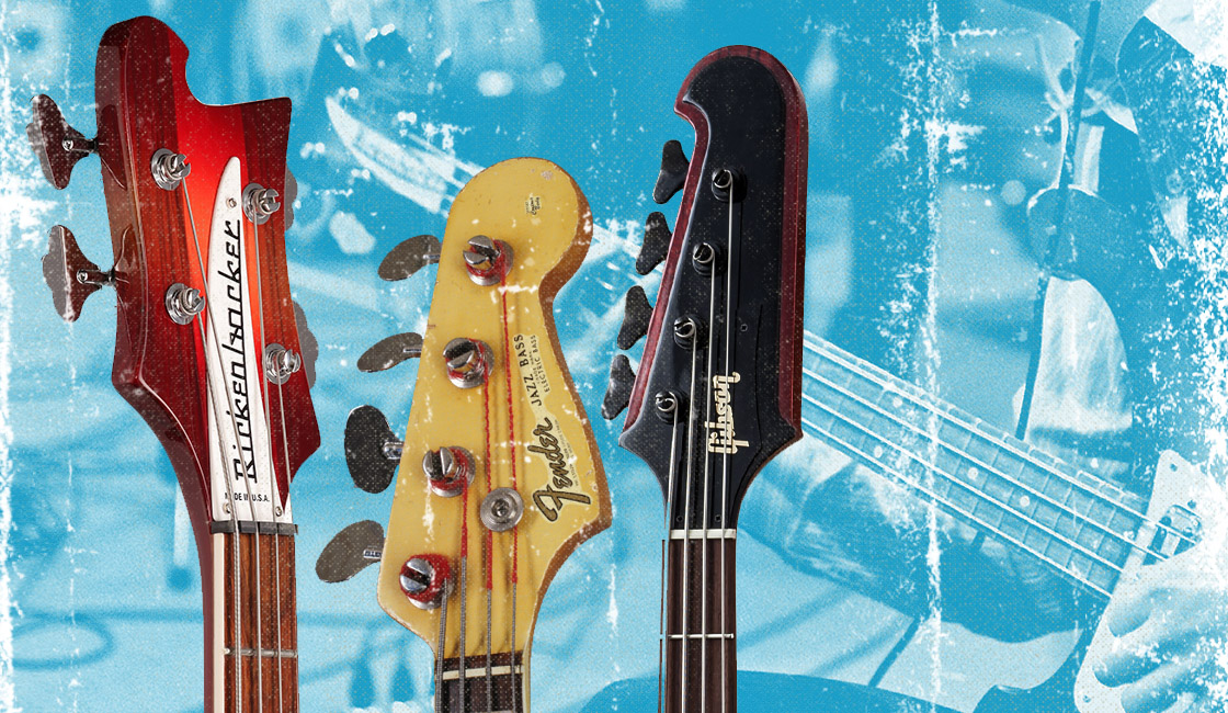 Vintage Basses You Need to Sell Your Car For