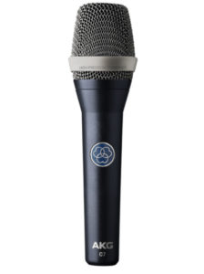 Dynamic or Condenser – Live Handheld Microphone Choices