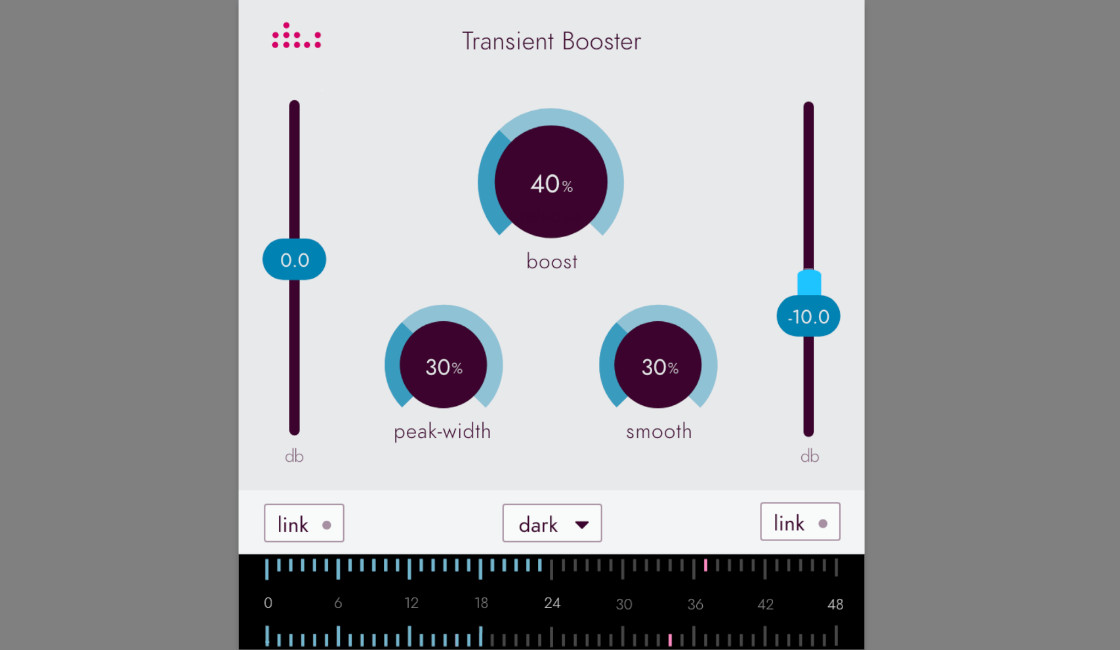 Denise Release a Transient Booster Plug-In