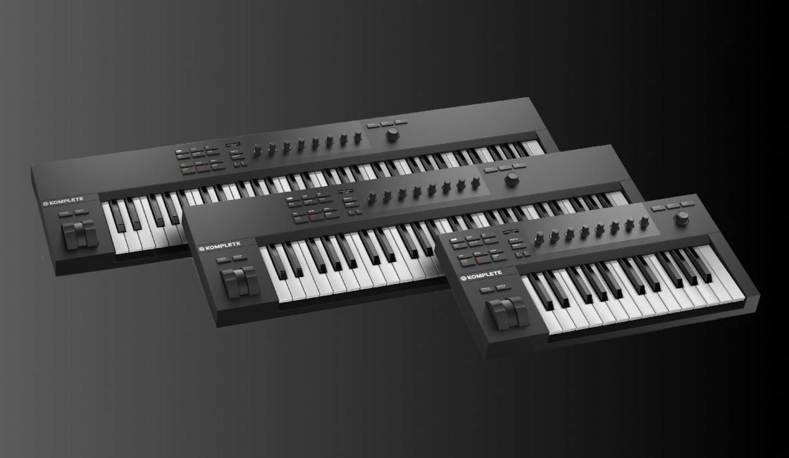 New Native Instruments KOMPLETE KONTROL A-SERIES Controllers