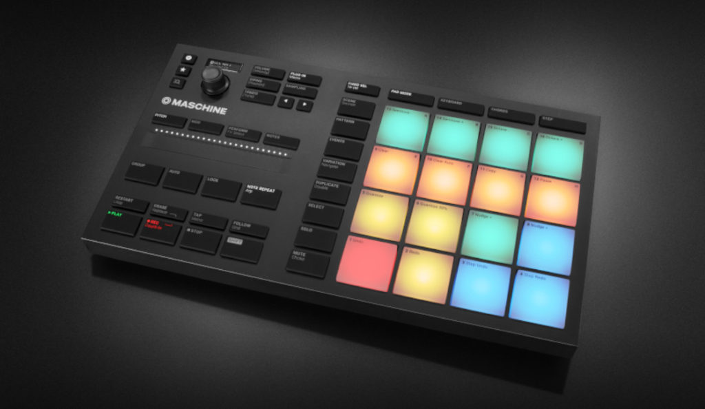 New Native Instruments MASCHINE MIKRO MK3